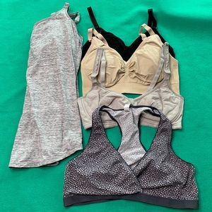 Nursing Cami/Bra Bundle